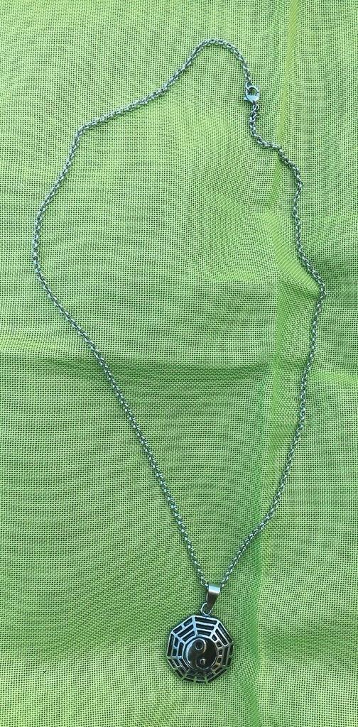 Collana Ruota di Pa-Kua CAc64
