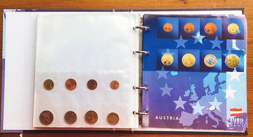 Collezione Euro Austria