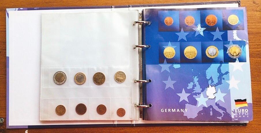 Collezione Euro Germania
