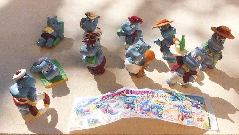 Kinder Happy Hippos Holiday