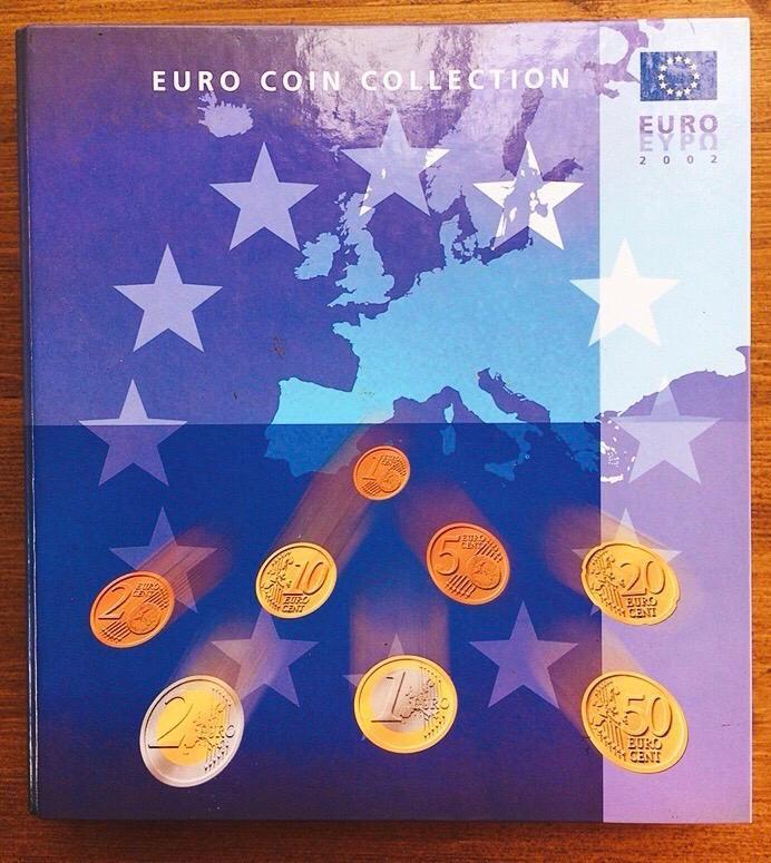 Collezione Monete Euro Spagna