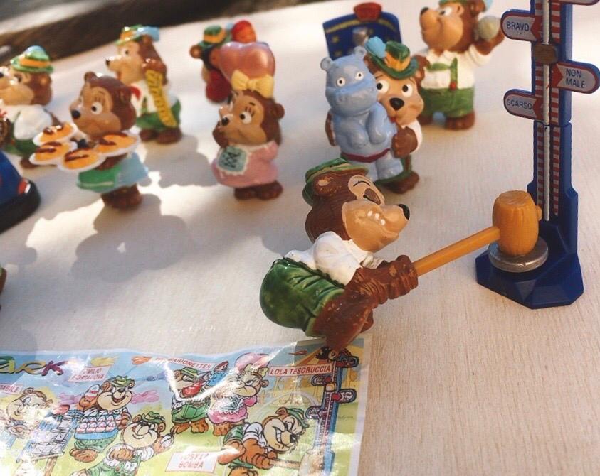 Serie Kinder I Lunapark Kin18