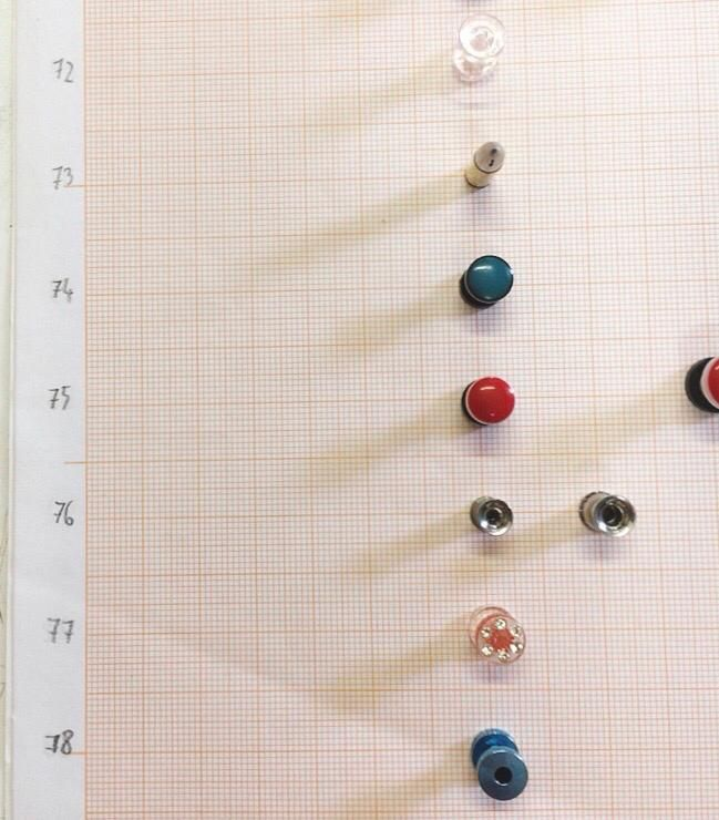 Piercing Dilatatori Dil66-78