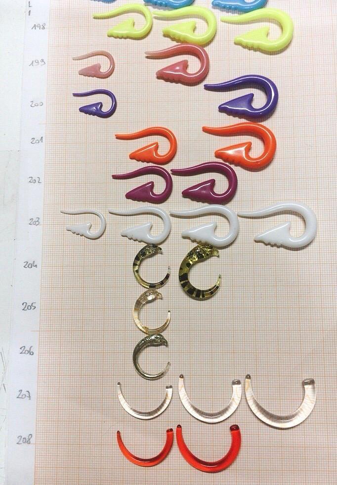 Piercing Dilatatori 196-208