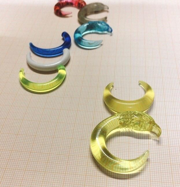Piercing Dilatatori 222-234