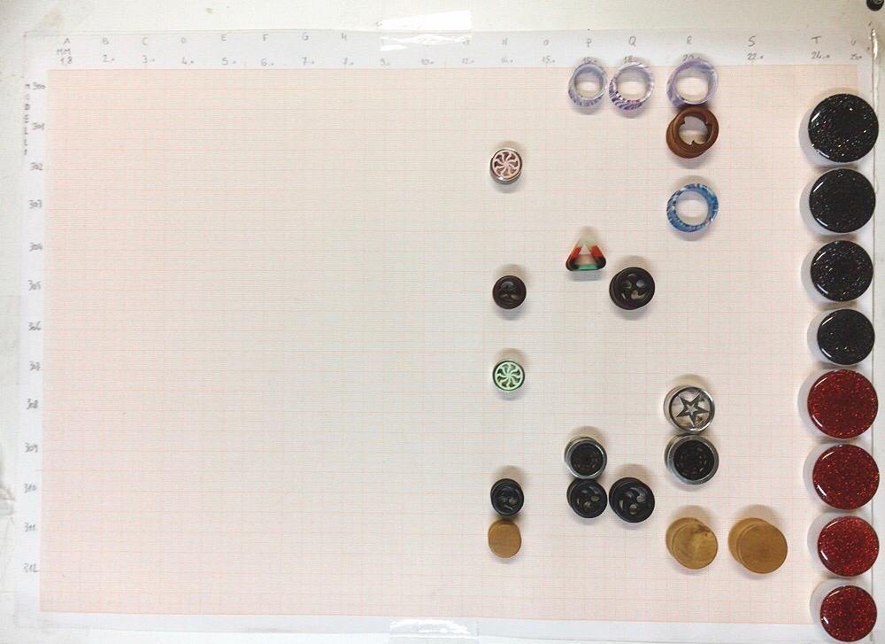 Piercing Dilatatori 300-312