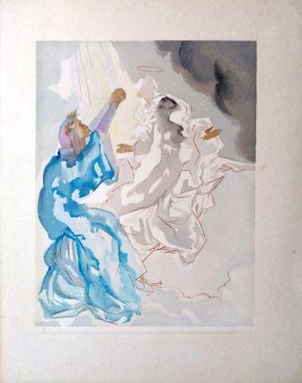 Salvador Dali: acquisto, litografie, stampe altro