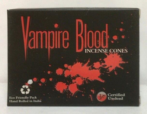 Incenso Coni Nandita Vampire Blood Nan53