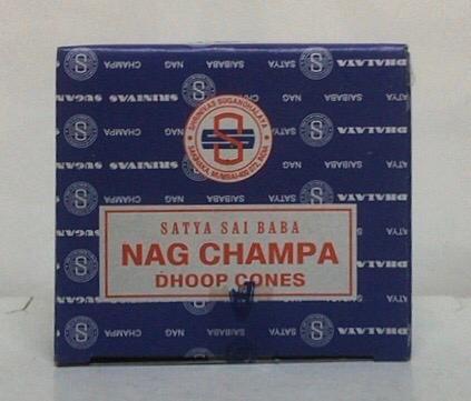 Incenso Coni Satya Nag Champa Sat234