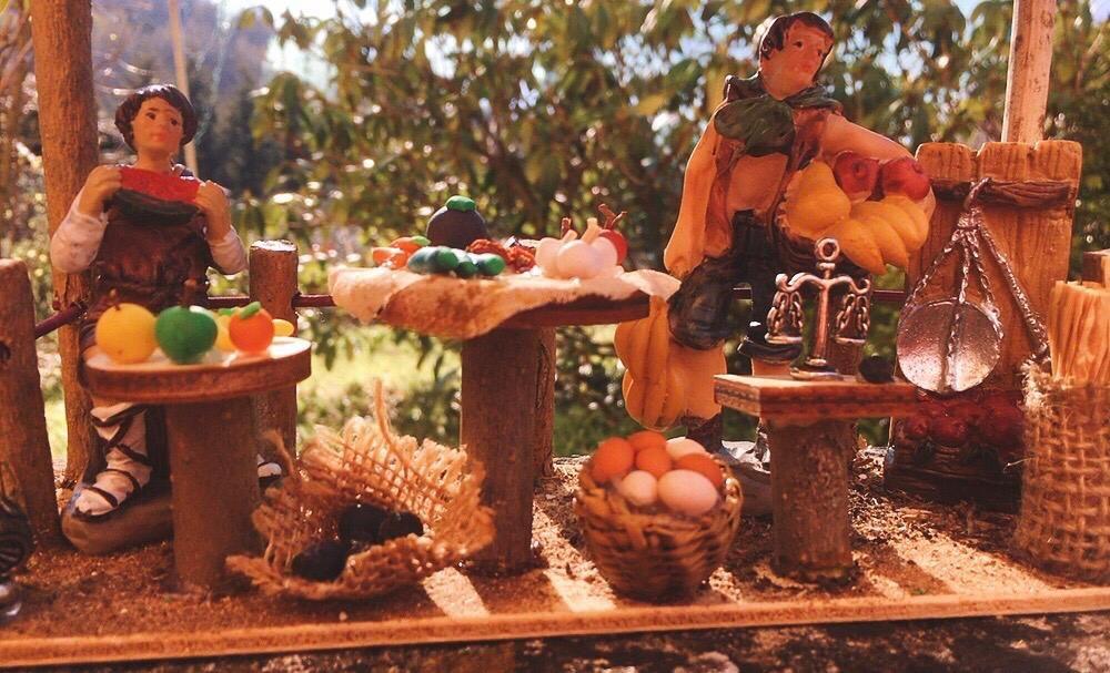 Bancarella Frutta e Verdura NMes13