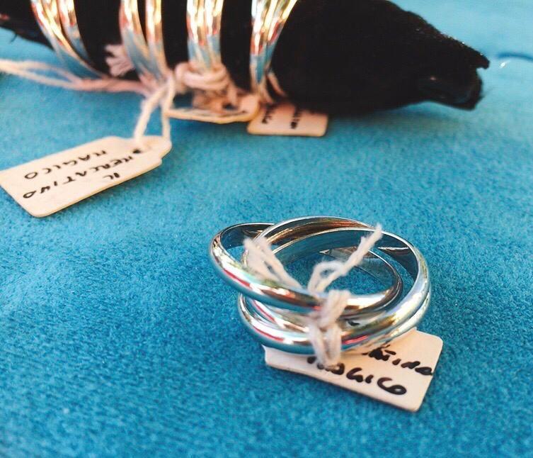 Anello Argento modello Cartier AAr45