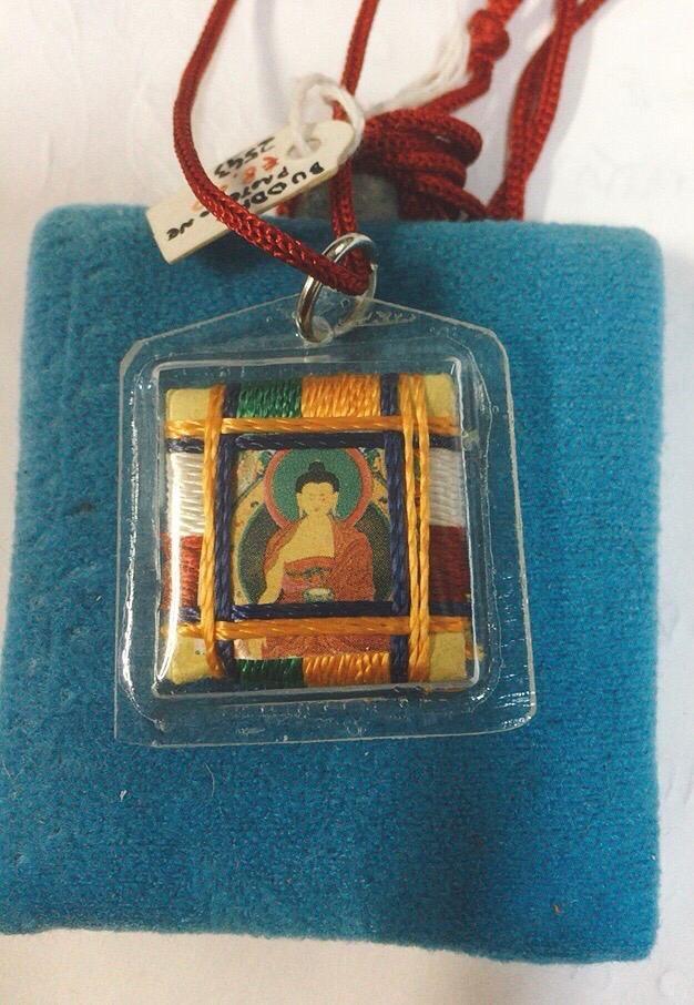 Pendente con Buddha 2543