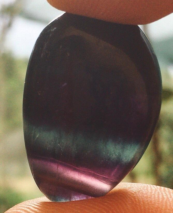Pendente in Fluorite 6080