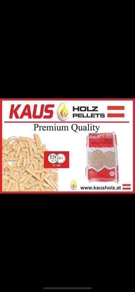 Pellet Premium Quality Abete 100%