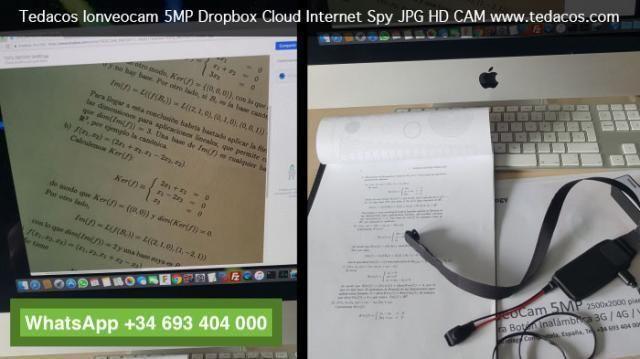 Telecamera Spia Bottone Nascosto 4G Studenti Esame