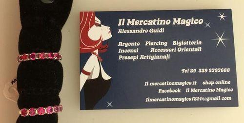 Anello Argento 925 con Zirconi Rossi AAr27