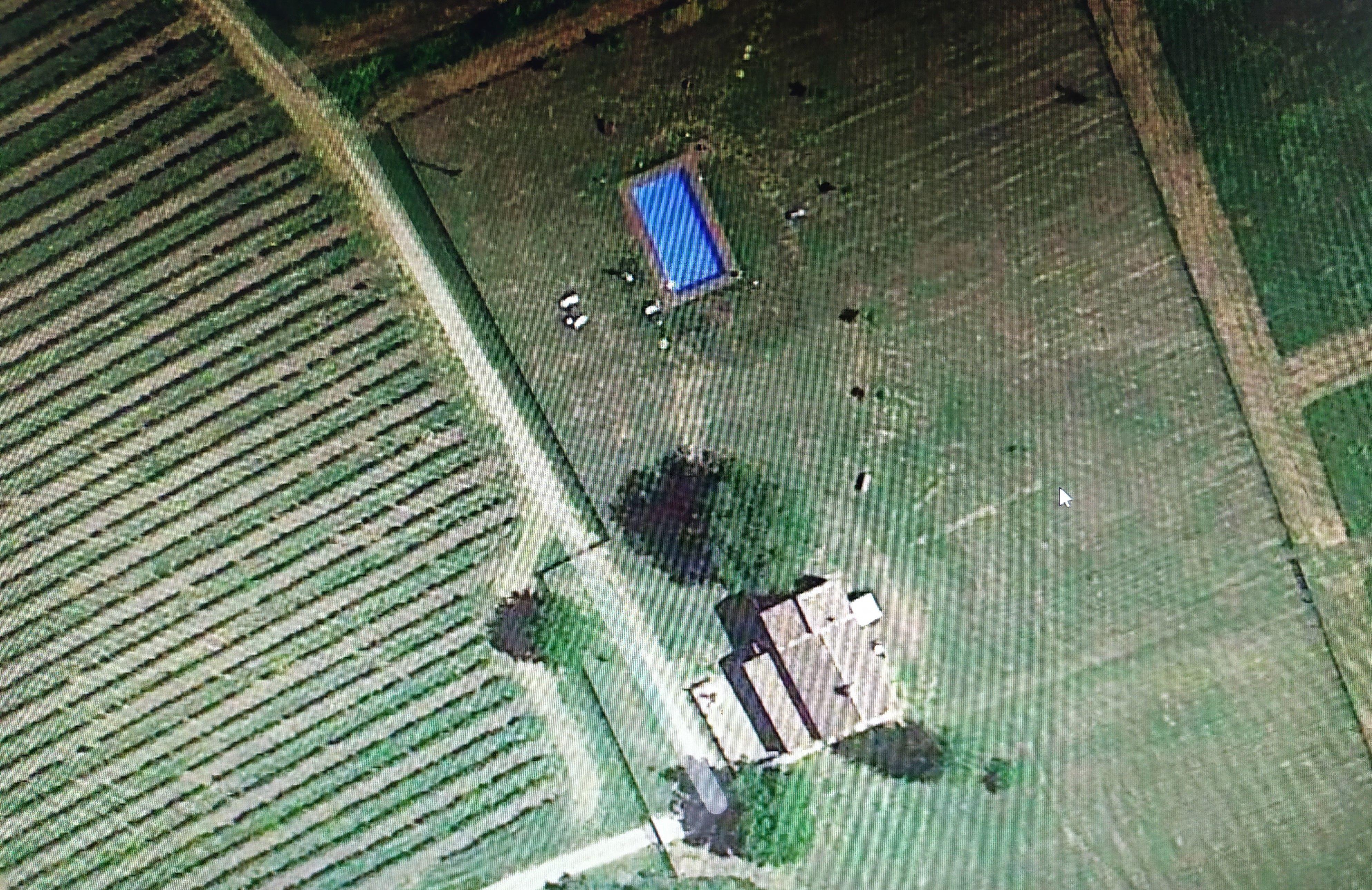 Villa indipendente con piscina nel Chianti