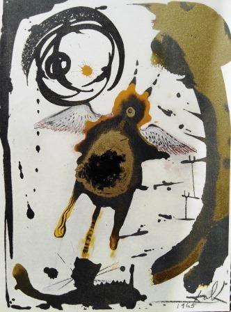 Salvador Dali: proponi la tua opera
