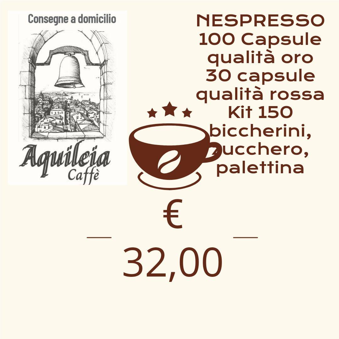 Caffè in Capsule e cialde