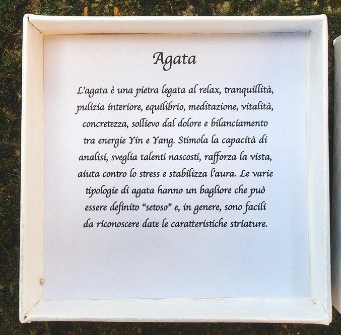 Braccialetto Agata BAga68