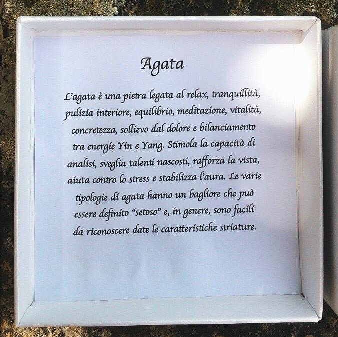 Braccialetto Agata BAga04