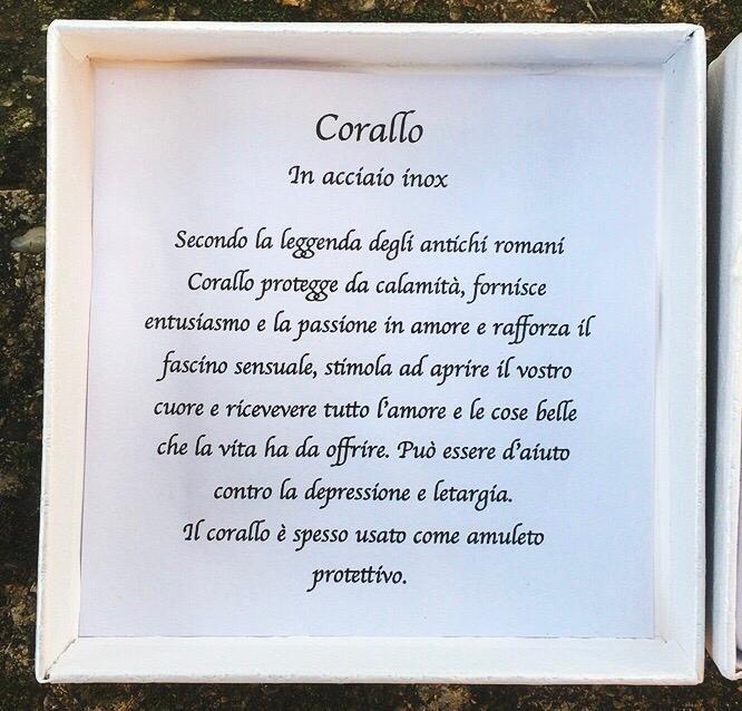 Braccialetto Corallo BCor08