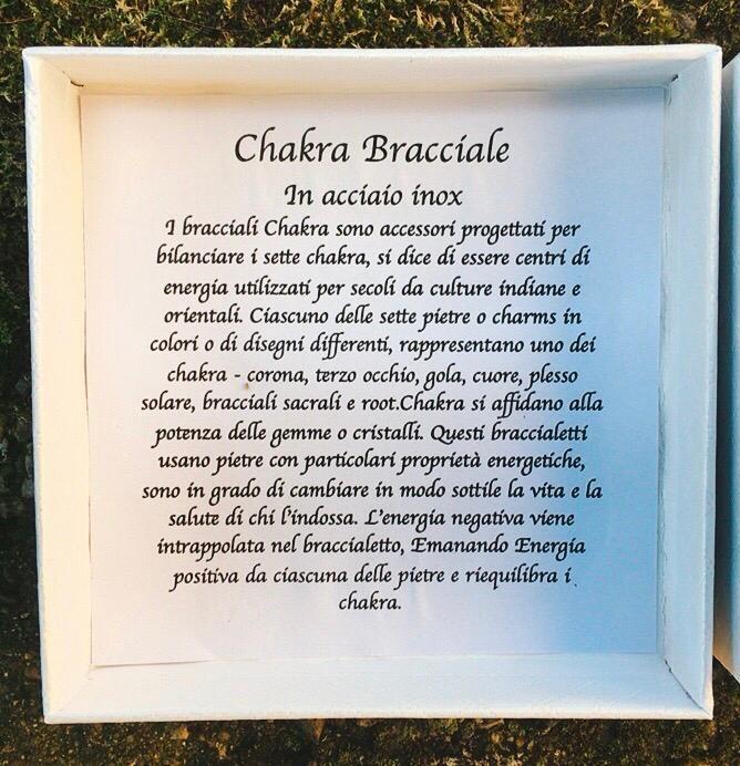 Braccialetto 7 Chakra BPi74