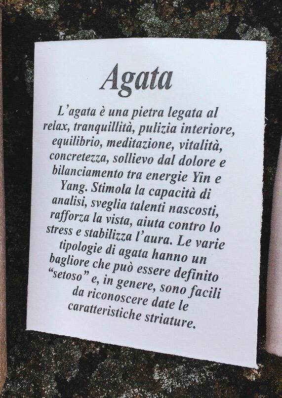 Braccialetto Agata Blu BAga11