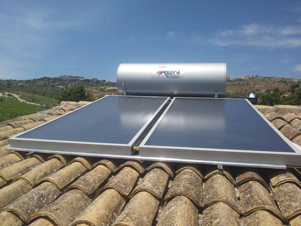 Solare Termico CIRC. NATURALE / FORZATA sc. 30%