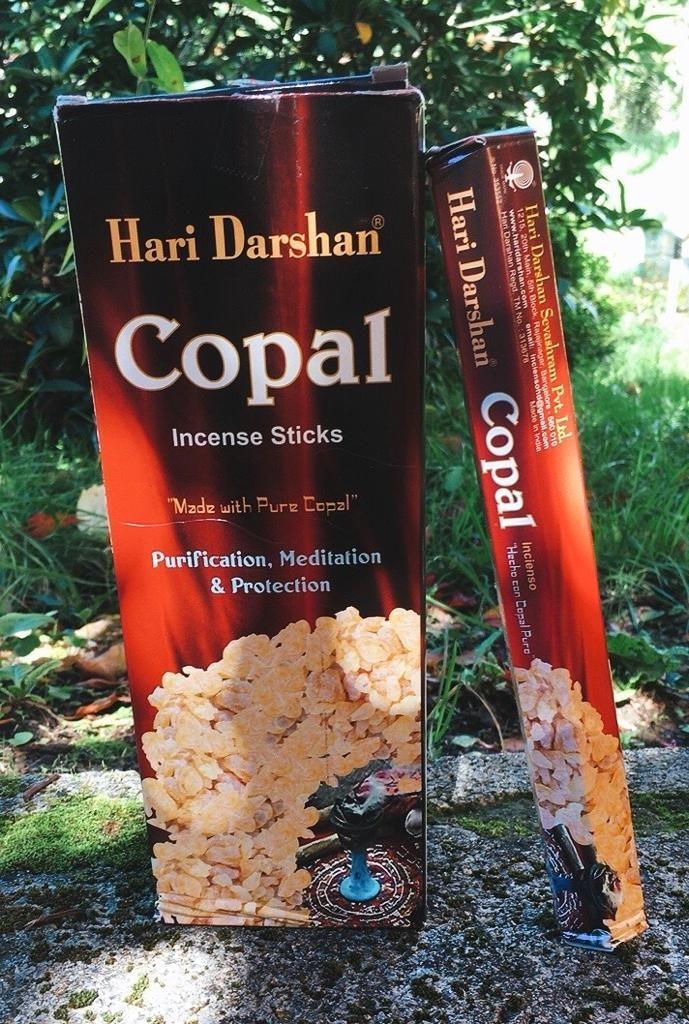 Incenso Hari Darshan Copal HDa05