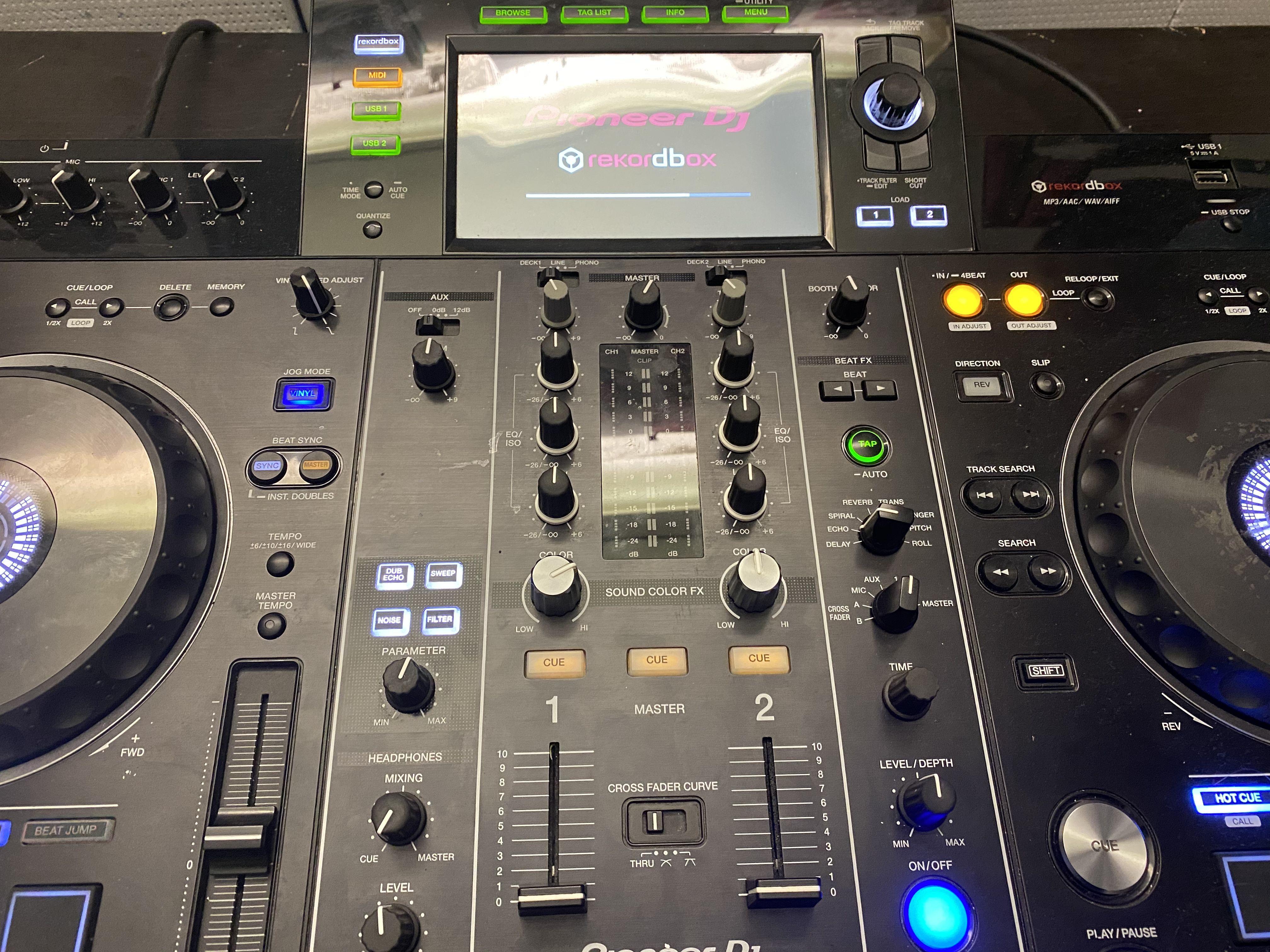 Lezioni dj/produzione musica elettronica