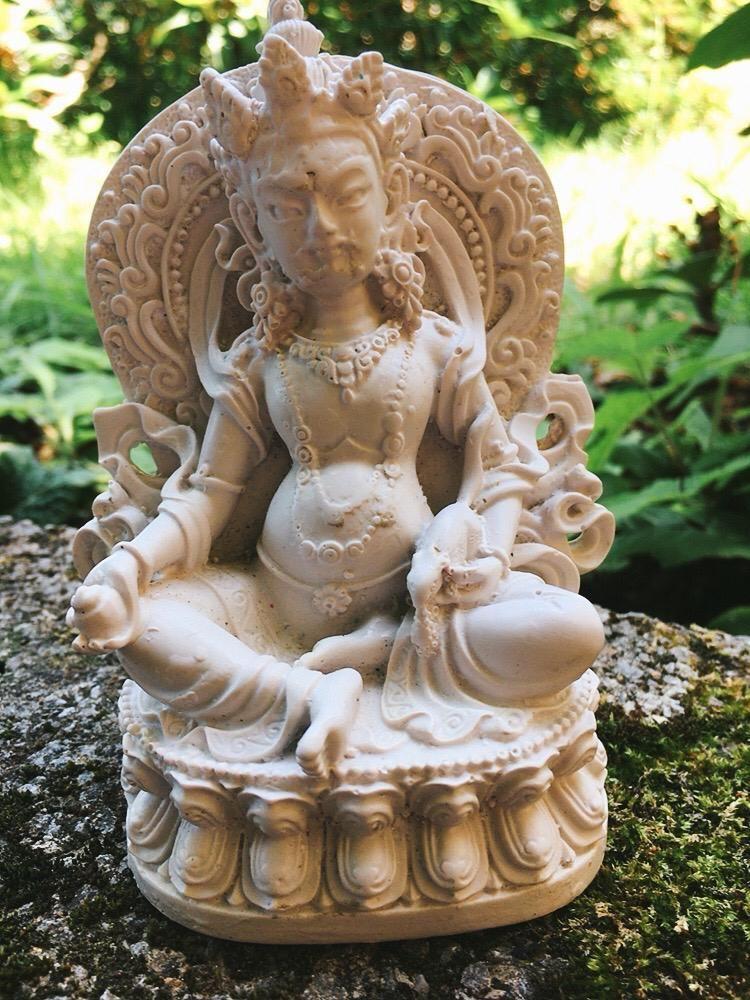 Statua Resina Zambala 17295