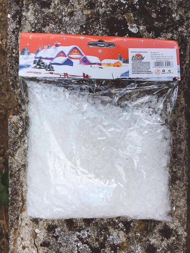 Confezione Neve Artificiale NAdd230/231