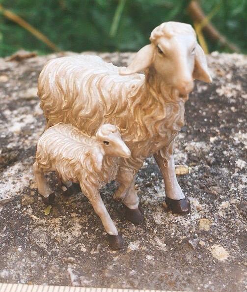 Statuetta Presepi Pecora NSta104