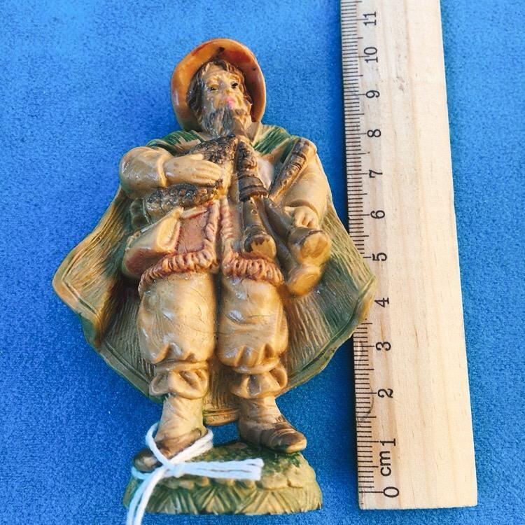 Statuetta Presepe Zampognaro NSta302