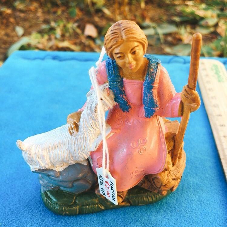 Statuetta Presepe Pastore NSta257