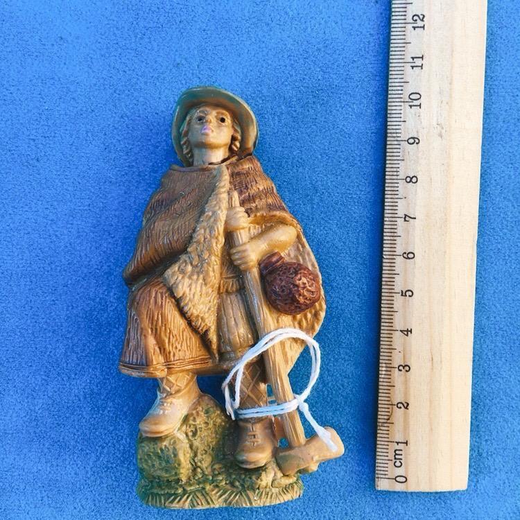 Statuetta Presepe Contadino NSta292