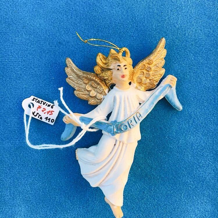 Statuetta Presepe Angelo NSta270