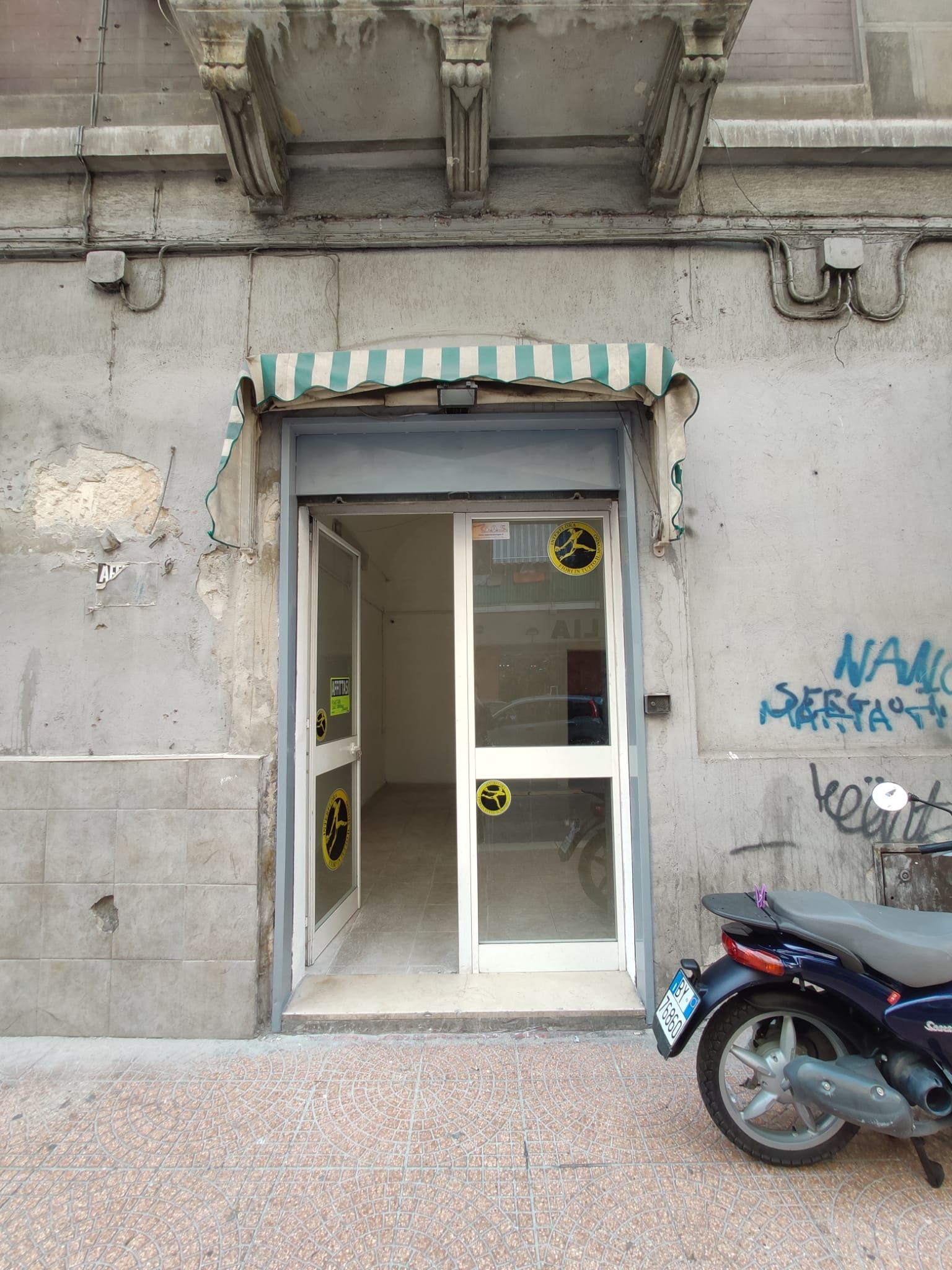 Locale in affitto in via Cesare Battisti, 110