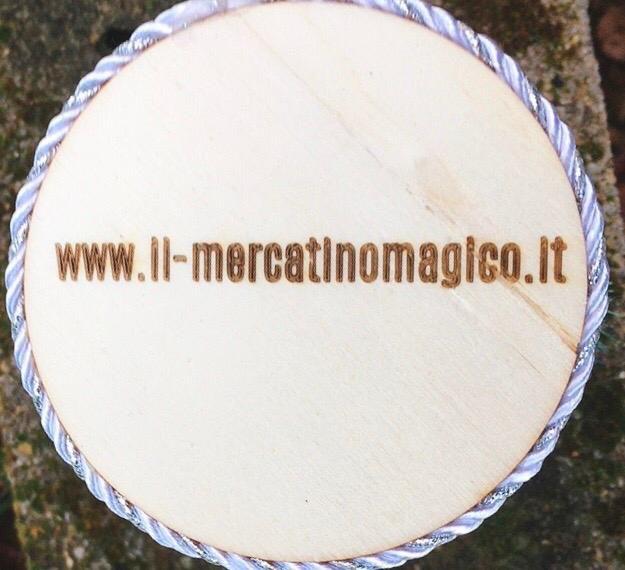 Presepe Calice Grande Vetro Npre32