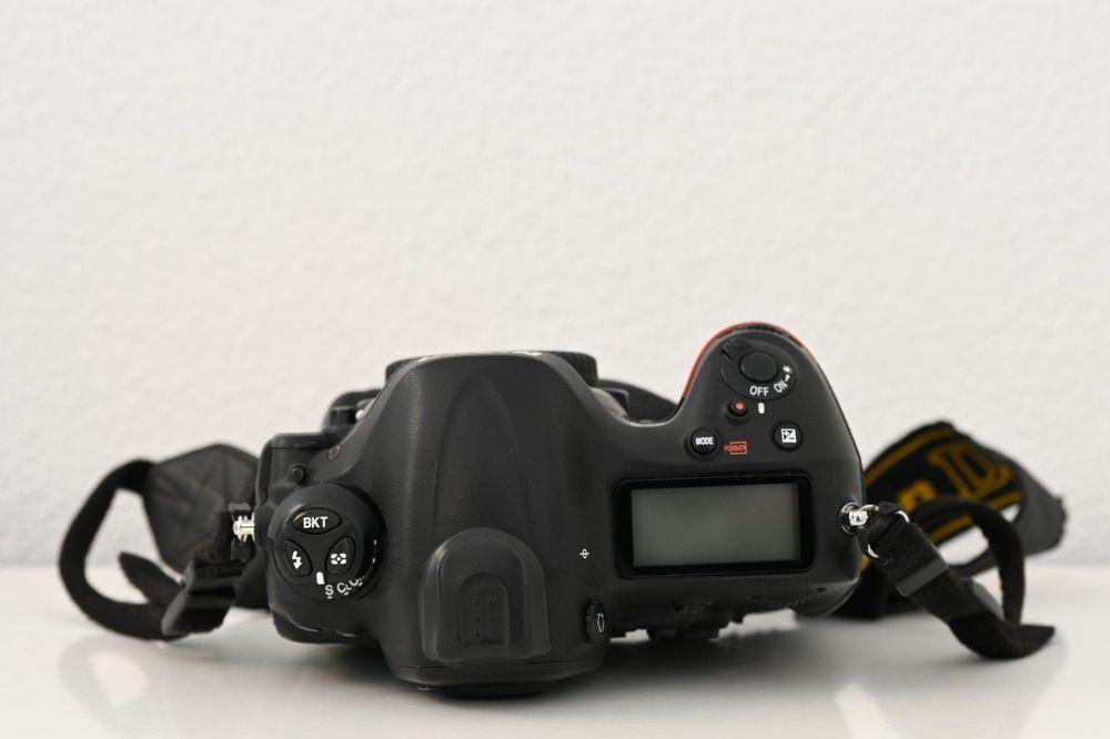 Fotocamera Nikon D4