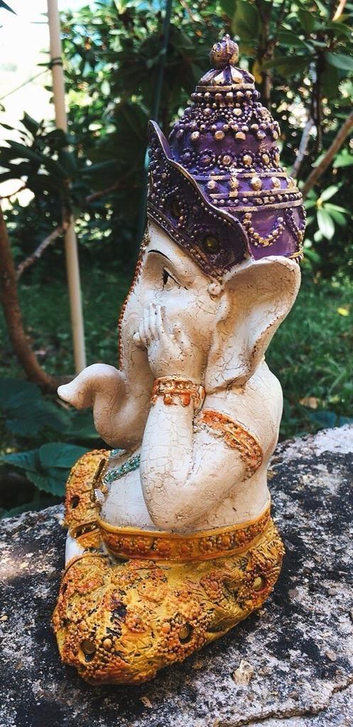 Statua Ganesh Yoga 18160
