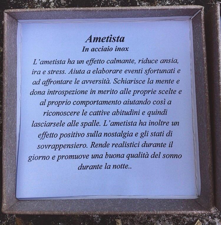 Braccialetto Ametista Cuore BAme03