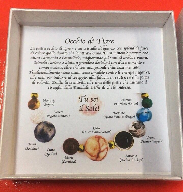 Braccialetto Occhio di Tigre BOTi04
