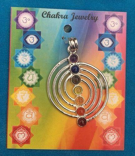Ciondolo Chakra Spirale 17810