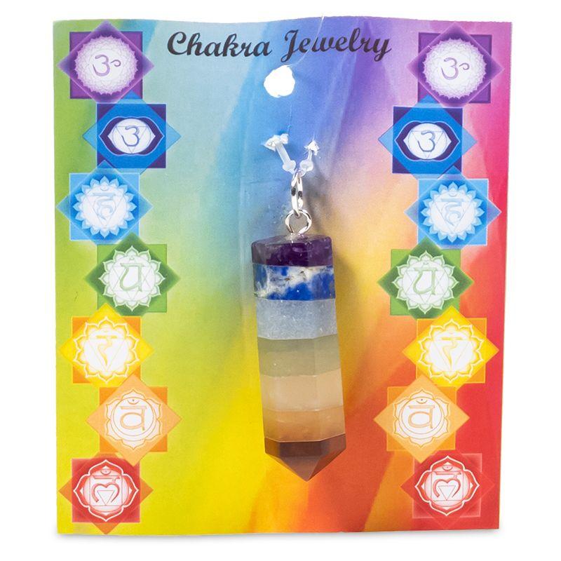 Ciondolo Bacchetta Chakra 78192