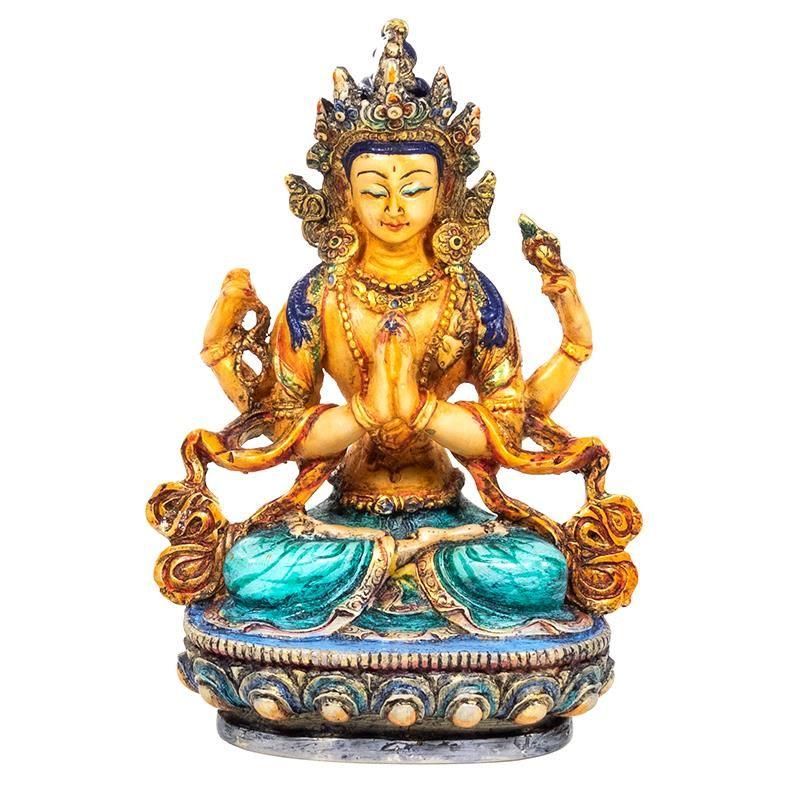 Statua Buddha Cenresig 18203