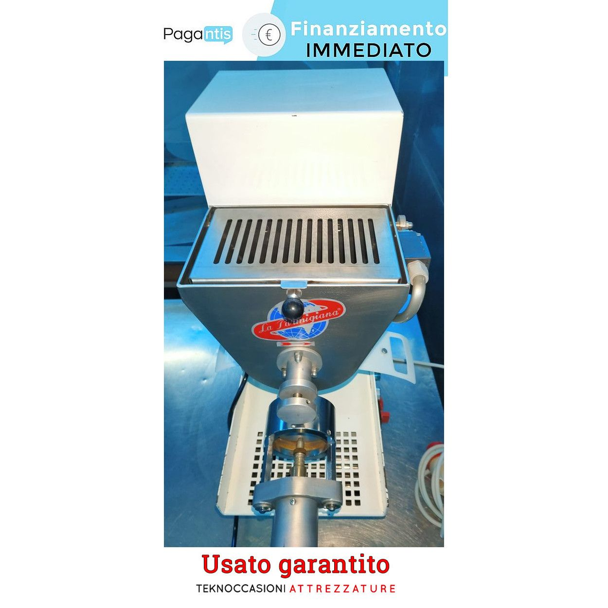 Macchina per pasta fresca la Parmigiana