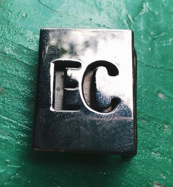 Fibbia Vintage 01EC