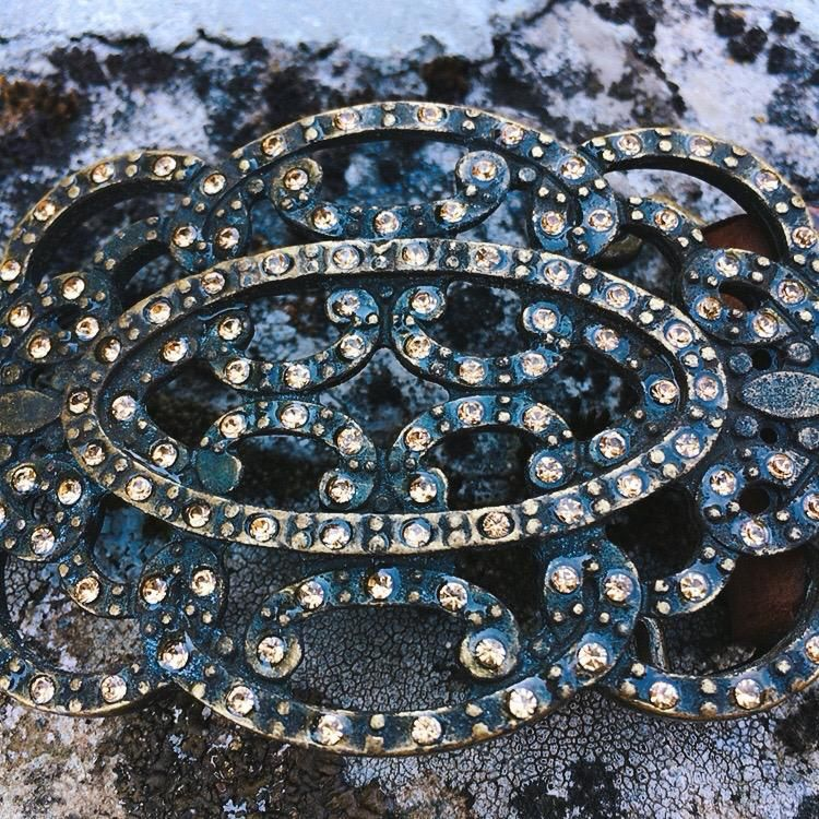 Cintura Pelle Marrone C123